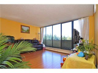 """Photo 8: 1202 4105 MAYWOOD Street in Burnaby: Metrotown Condo for sale in """"TIMES SQUARE"""" (Burnaby South)  : MLS®# V1023881"""