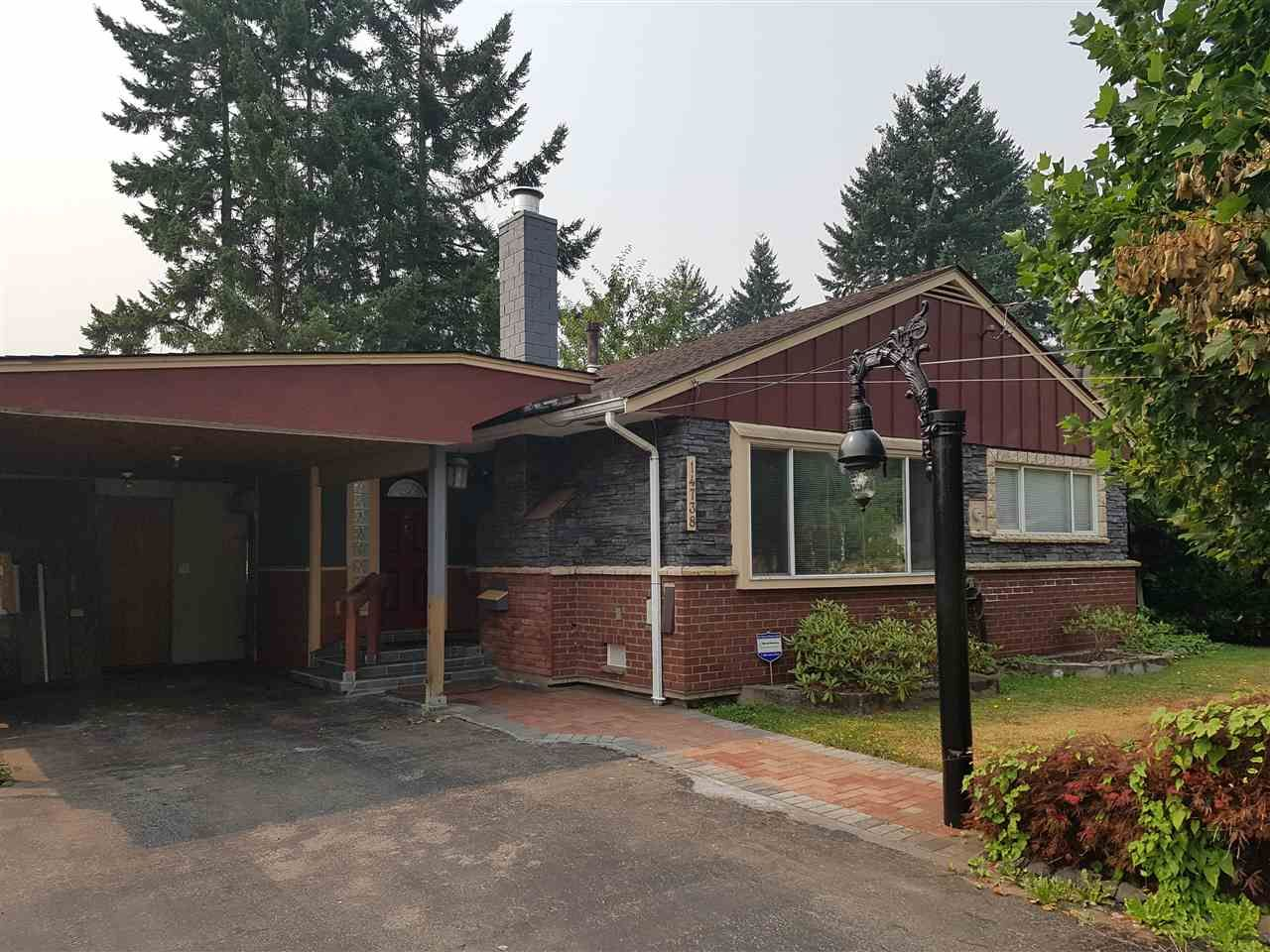 "Main Photo: 14738 109A Avenue in Surrey: Bolivar Heights House for sale in ""bolivar/ellendale"" (North Surrey)  : MLS®# R2194127"
