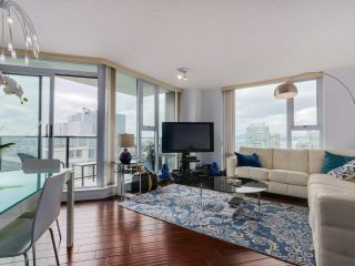 Photo 3: 3002 583 BEACH CRESCENT in Vancouver: Yaletown Condo for sale (Vancouver West)  : MLS®# R2043293