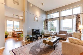 """Photo 2: 414 3178 DAYANEE SPRINGS BL in Coquitlam: Westwood Plateau Condo for sale in """"TAMARACK BY POLYGON"""" : MLS®# R2518198"""