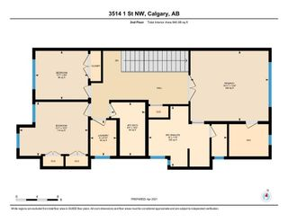 Photo 32: 3514 1 Street NW in Calgary: Highland Park Semi Detached for sale : MLS®# A1089981