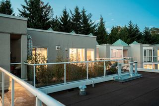 """Photo 26: 407 8420 JELLICOE Street in Vancouver: South Marine Condo for sale in """"THE BOARDWALK"""" (Vancouver East)  : MLS®# R2618056"""