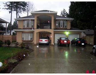Photo 2: 15035 92ND Ave in Surrey: Fleetwood Tynehead House for sale : MLS®# F2703324