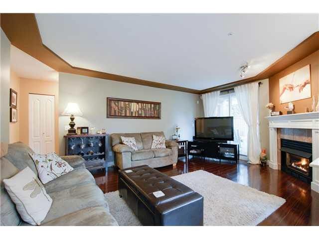 Main Photo: 105 20433 53RD AVENUE in : Langley City Condo for sale : MLS®# F1407358