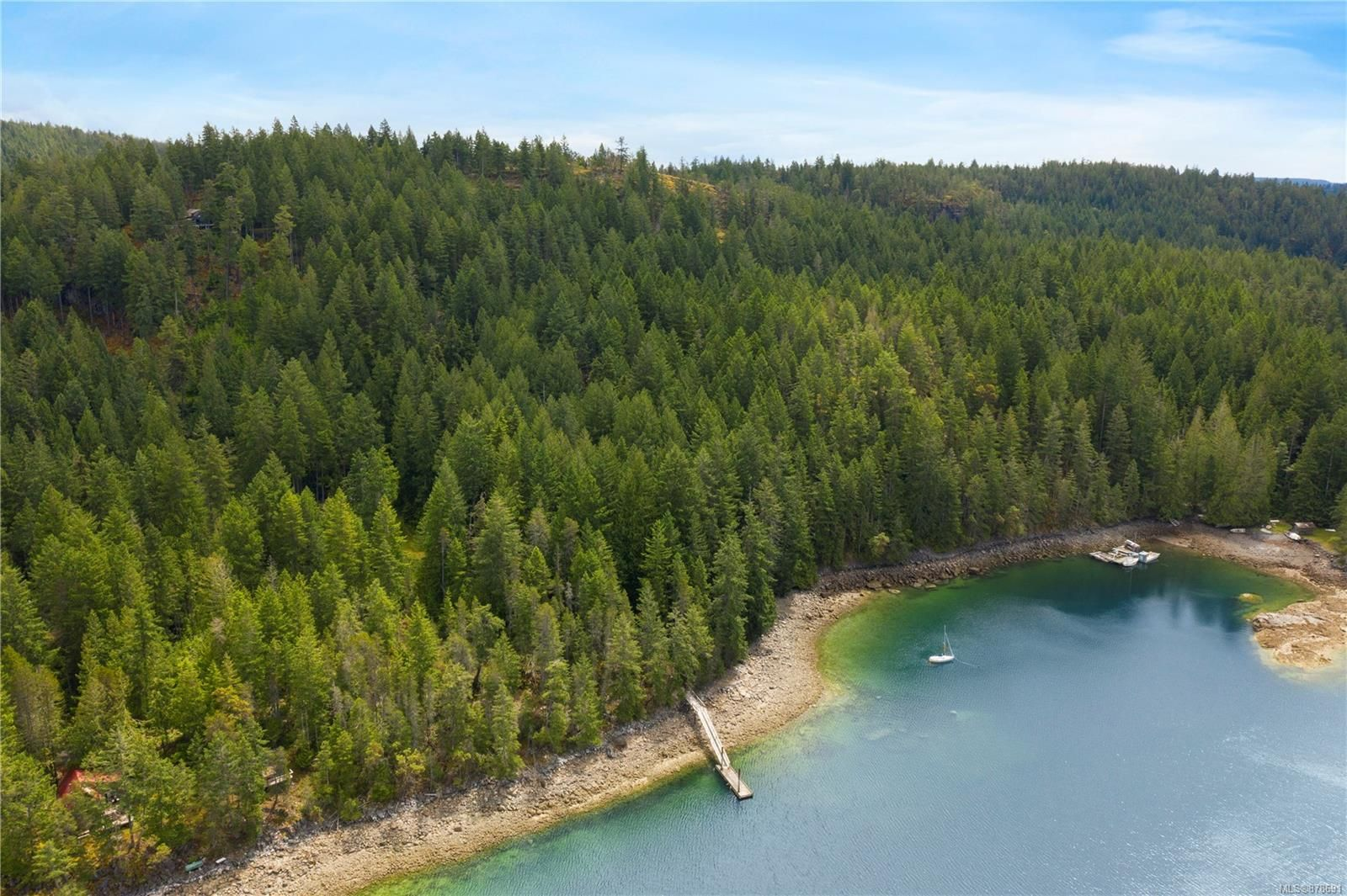 Photo 6: Photos: 979 Thunder Rd in : Isl Cortes Island House for sale (Islands)  : MLS®# 878691