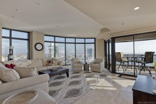 Photo 5: DOWNTOWN Condo for sale : 2 bedrooms : 200 Harbor Dr #2402 in San Diego