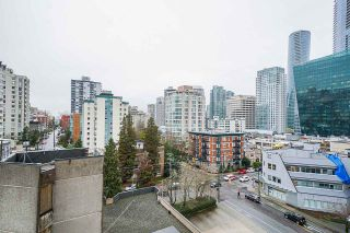 Photo 32: 801 1050 SMITHE STREET in Vancouver: West End VW Condo for sale (Vancouver West)  : MLS®# R2527414