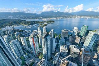 Main Photo: 6705 1151 W GEORGIA Street in Vancouver: Coal Harbour Condo for sale (Vancouver West)  : MLS®# R2501474