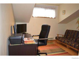 Photo 12: 88 Greensboro Square in Winnipeg: Fort Garry / Whyte Ridge / St Norbert Residential for sale (South Winnipeg)  : MLS®# 1605626