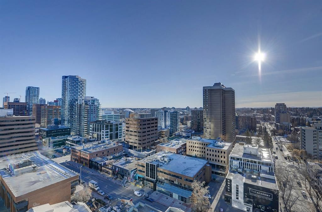 Main Photo: 1502 1010 6 Street SW in Calgary: Beltline Apartment for sale : MLS®# A1054392