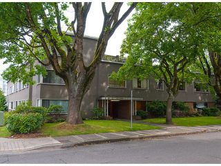 Main Photo: # 108 1695 W 10TH AV in Vancouver: Fairview VW Condo for sale (Vancouver West)  : MLS®# V1027335