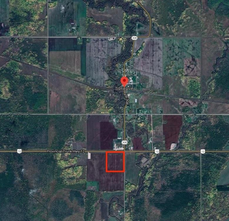 Main Photo: 0 12 Highway in Sprague: Vacant Land for sale : MLS®# 202115063