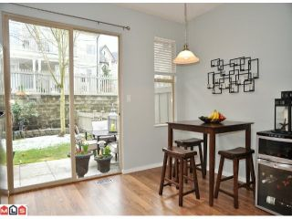 """Photo 5: 109 15152 62A Avenue in Surrey: Sullivan Station Townhouse for sale in """"UPLANDS"""" : MLS®# F1105019"""