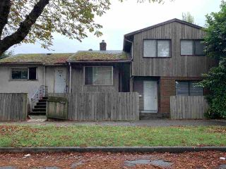 Photo 1: 187 E 39TH Avenue in Vancouver: Main House for sale (Vancouver East)  : MLS®# R2405312