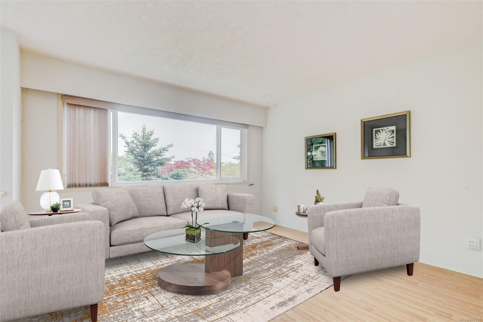 Main Photo: 700 Daisy Ave in : SW Marigold Half Duplex for sale (Saanich West)  : MLS®# 873356