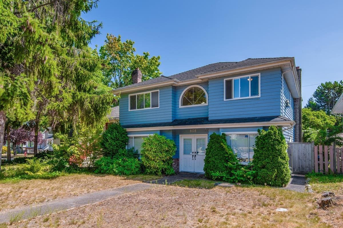 Main Photo: 808 W 66TH Avenue in Vancouver: Marpole House for sale (Vancouver West)  : MLS®# R2606444