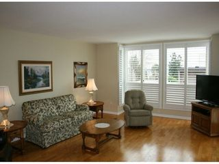 Photo 2: 204 1221 JOHNSTON Road in PRESIDENTS COURT: White Rock Home for sale ()  : MLS®# F1306193