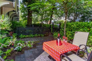 """Photo 25: 876 W 15TH Avenue in Vancouver: Fairview VW Townhouse for sale in """"Redbricks I"""" (Vancouver West)  : MLS®# R2506107"""