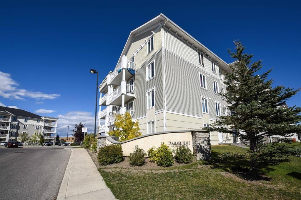 Main Photo: 2412 1140 TARADALE Drive NE in Calgary: Taradale Apartment for sale : MLS®# A1149242