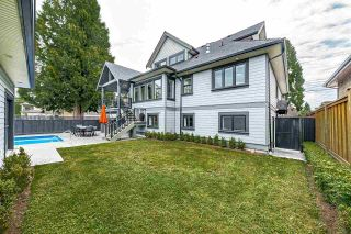 Photo 34: 1143 COTTONWOOD Avenue in Coquitlam: Central Coquitlam House for sale : MLS®# R2590324