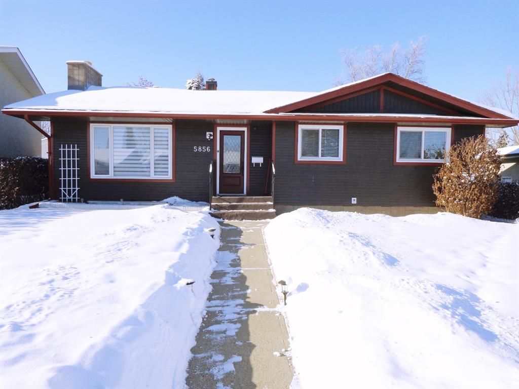 Main Photo: 5856 West Park Crescent in Red Deer: West Park Residential for sale : MLS®# A1067266