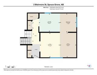 Photo 37: 2 Blairmore Street: Spruce Grove House for sale : MLS®# E4256878