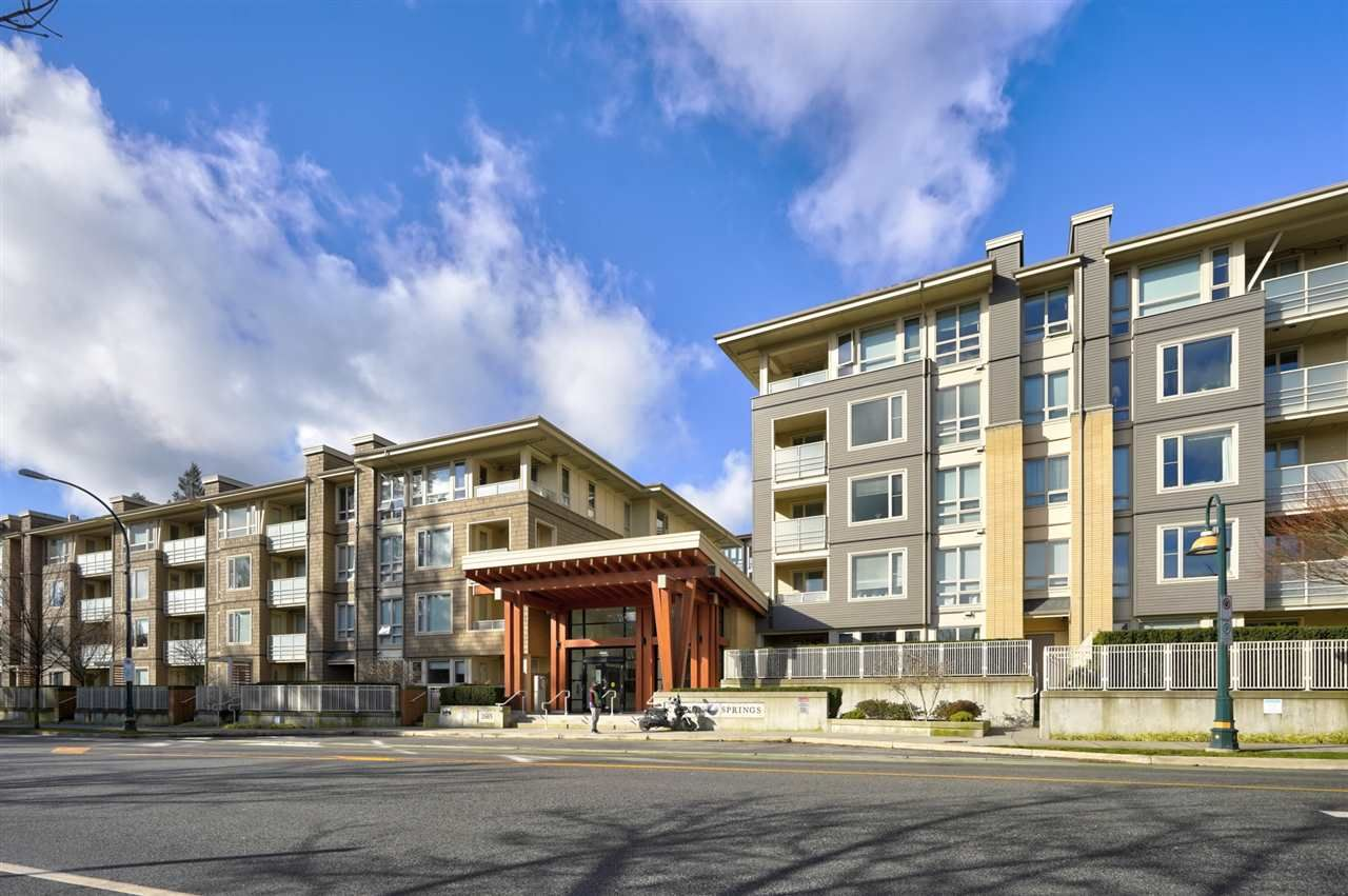 "Main Photo: 215 2665 MOUNTAIN Highway in North Vancouver: Lynn Valley Condo for sale in ""Canyon Springs"" : MLS®# R2544003"