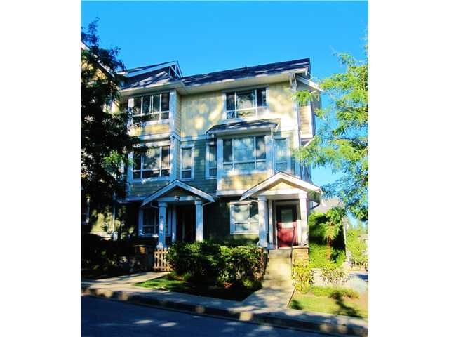Main Photo: # 20 20159 68TH AV in Langley: Willoughby Heights Condo for sale