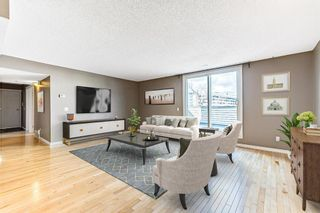 Photo 3: 1006 1540 29 Street NW in Calgary: St Andrews Heights Apartment for sale : MLS®# A1104191