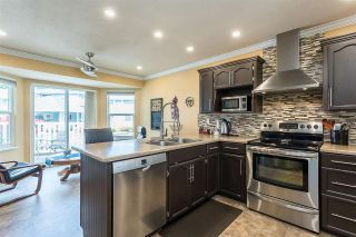 """Photo 6: 50 34899 OLD CLAYBURN Road in Abbotsford: Abbotsford East Townhouse for sale in """"Crown Point Villas"""" : MLS®# R2588503"""