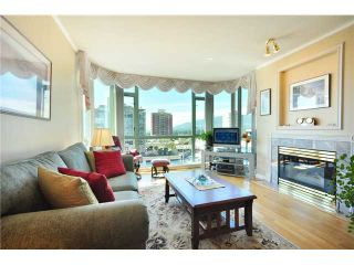 """Photo 3: # 605 140 E 14TH ST in North Vancouver: Central Lonsdale Condo for sale in """"SPRINGHILL PLACE"""" : MLS®# V861945"""