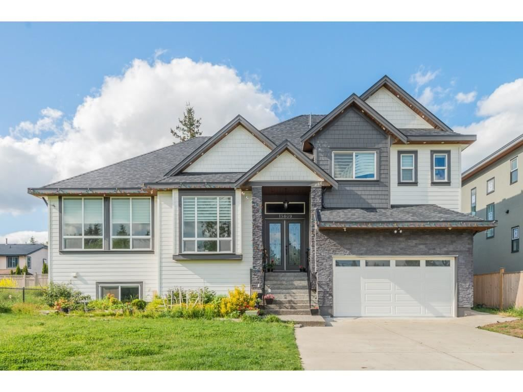 Main Photo: 15809 105A Avenue in Surrey: Fraser Heights House for sale (North Surrey)  : MLS®# R2580075