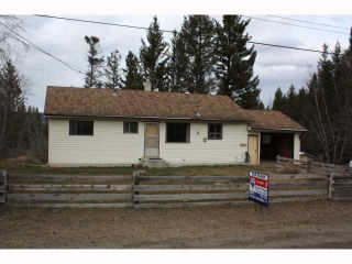 Photo 1: 606 HULL Road in Williams Lake: Esler/Dog Creek House for sale (Williams Lake (Zone 27))  : MLS®# N199370