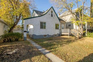 Photo 2: 376 Cathedral Avenue in Winnipeg: North End Residential for sale (4C)  : MLS®# 202124550