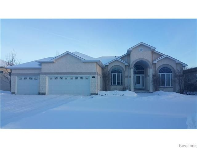 Photo 1: Photos: 227 MARINERS Way in ESTPAUL: Birdshill Area Residential for sale (North East Winnipeg)  : MLS®# 1601136
