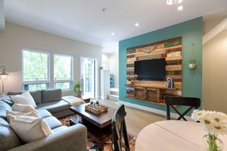 """Photo 1: 313 1768 55A Street in Delta: Cliff Drive Townhouse for sale in """"City Homes"""" (Tsawwassen)  : MLS®# R2600775"""