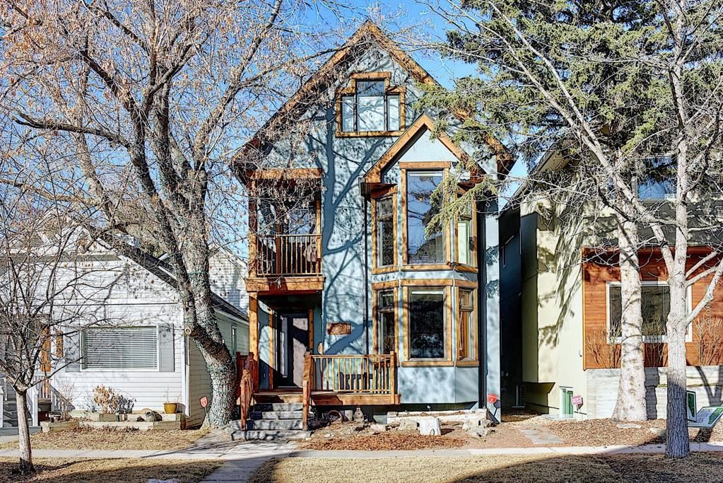 Main Photo: 931 4A Street NW in Calgary: Sunnyside Detached for sale : MLS®# A1120512