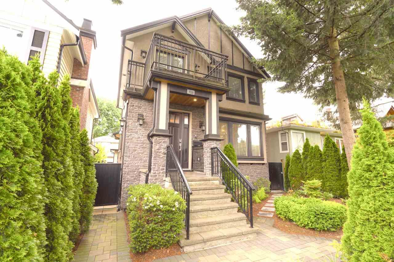 Main Photo: 3528 W 17TH Avenue in Vancouver: Dunbar House for sale (Vancouver West)  : MLS®# R2528428