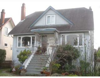 Main Photo: 2746 W 31ST Avenue in Vancouver: MacKenzie Heights House for sale (Vancouver West)  : MLS®# V685880