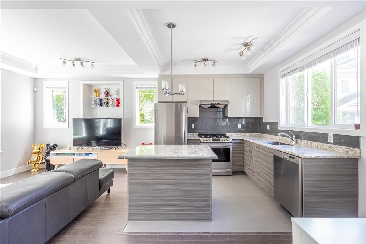 """Photo 3: Photos: 5 9000 GENERAL CURRIE Road in Richmond: McLennan North Townhouse for sale in """"WINSTON GARDENS"""" : MLS®# R2592878"""