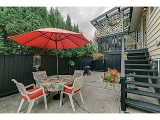 "Photo 17: 20914 ALPINE Crescent in Maple Ridge: Northwest Maple Ridge House for sale in ""CHILCOTIN"" : MLS®# V1024092"