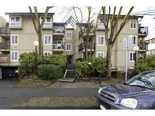 "Photo 1: 202 1450 E 7TH Avenue in Vancouver: Grandview VE Condo for sale in ""RIDGEWAY PLACE"" (Vancouver East)  : MLS®# V1047303"