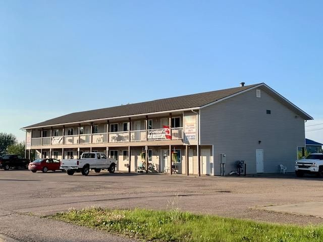 Main Photo: 4807 S 50 Avenue in Fort Nelson: Fort Nelson -Town Business with Property for sale (Fort Nelson (Zone 64))  : MLS®# C8039608
