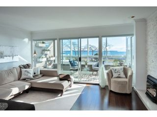 """Photo 1: 14843 MARINE Drive: White Rock Townhouse for sale in """"Marine Court"""" (South Surrey White Rock)  : MLS®# R2348568"""