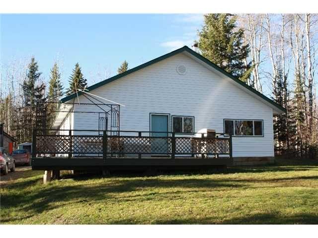 Main Photo: 6855 LAMBERTUS Road in Prince George: Reid Lake Manufactured Home for sale (PG Rural North (Zone 76))  : MLS®# N205699