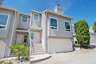 Photo 1: 8227 VIVALDI PLACE in Vancouver: Champlain Heights Townhouse for sale (Vancouver East)  : MLS®# R2540788