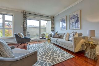 """Photo 5: 404 2161 W 12TH Avenue in Vancouver: Kitsilano Condo for sale in """"THE CARLINGS"""" (Vancouver West)  : MLS®# R2502485"""