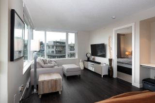 """Photo 6: 703 602 COMO LAKE Avenue in Coquitlam: Coquitlam West Condo for sale in """"UPTOWN 1 BY BOSA"""" : MLS®# R2600902"""