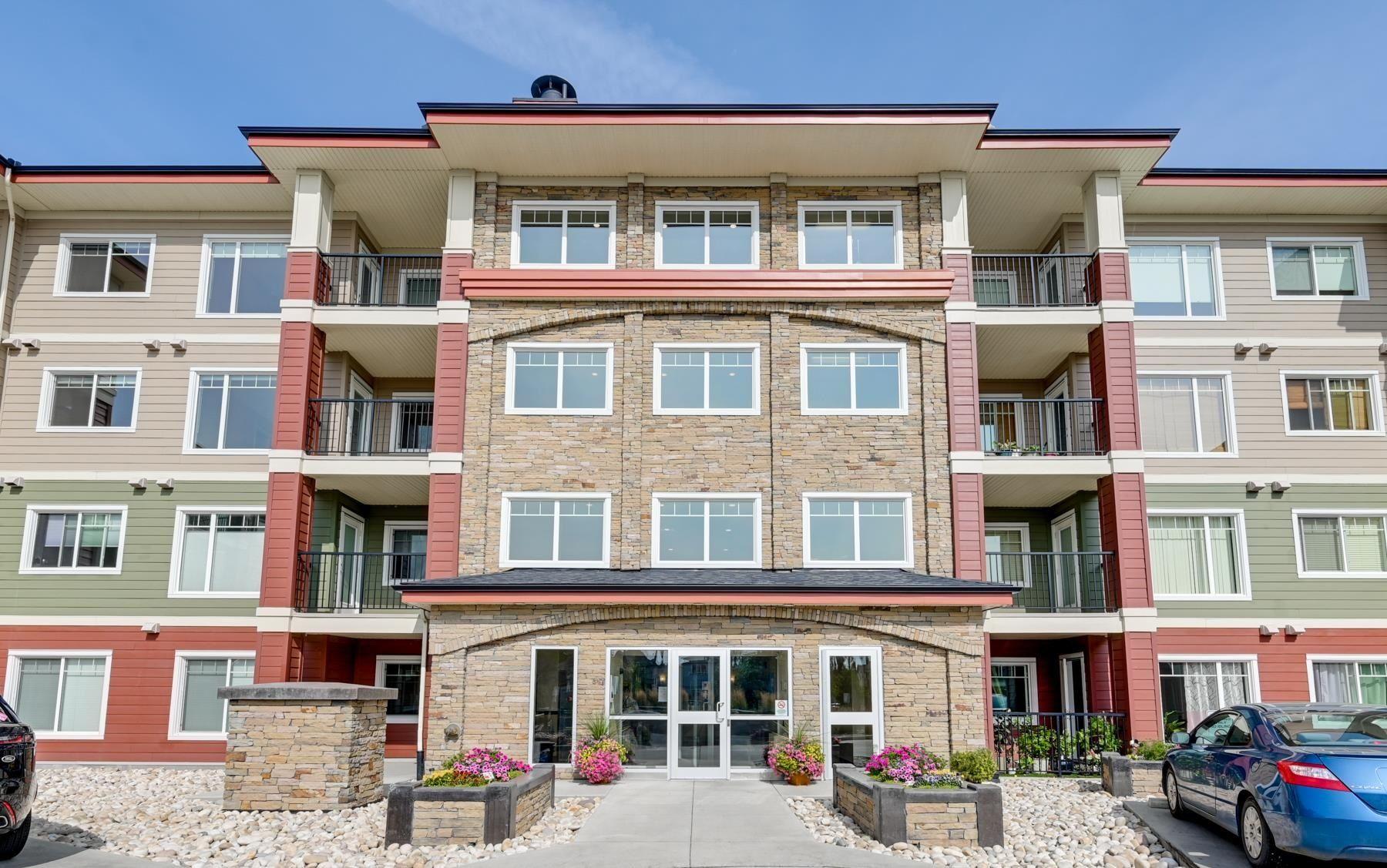 Main Photo: 409 7021 SOUTH TERWILLEGAR Drive in Edmonton: Zone 14 Condo for sale : MLS®# E4259067