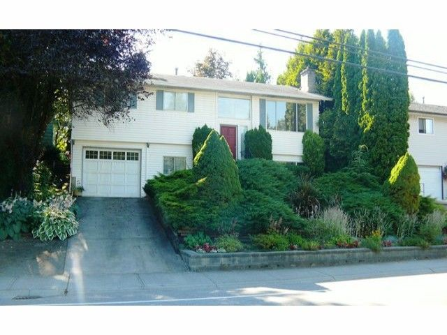 Main Photo: 3635 OLD CLAYBURN Road in Abbotsford: Abbotsford East House for sale : MLS®# F1417801